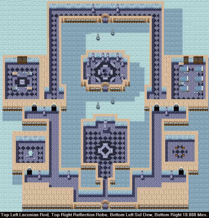 Phantasy Star Cave - Phantasy Star 4